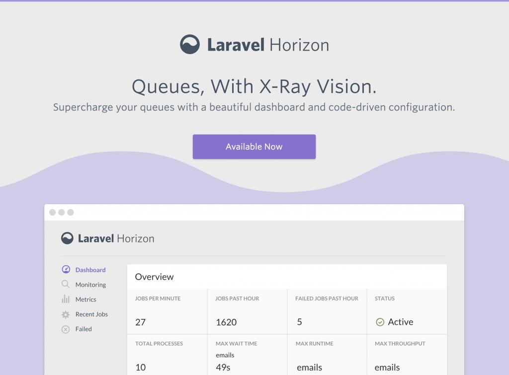 Laravel Horizon